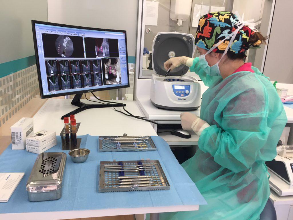 plasma enriquecido - clínica dental susana ocio