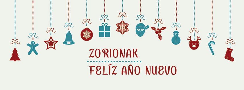 Susana Oxio felicitación de Navidad 2019